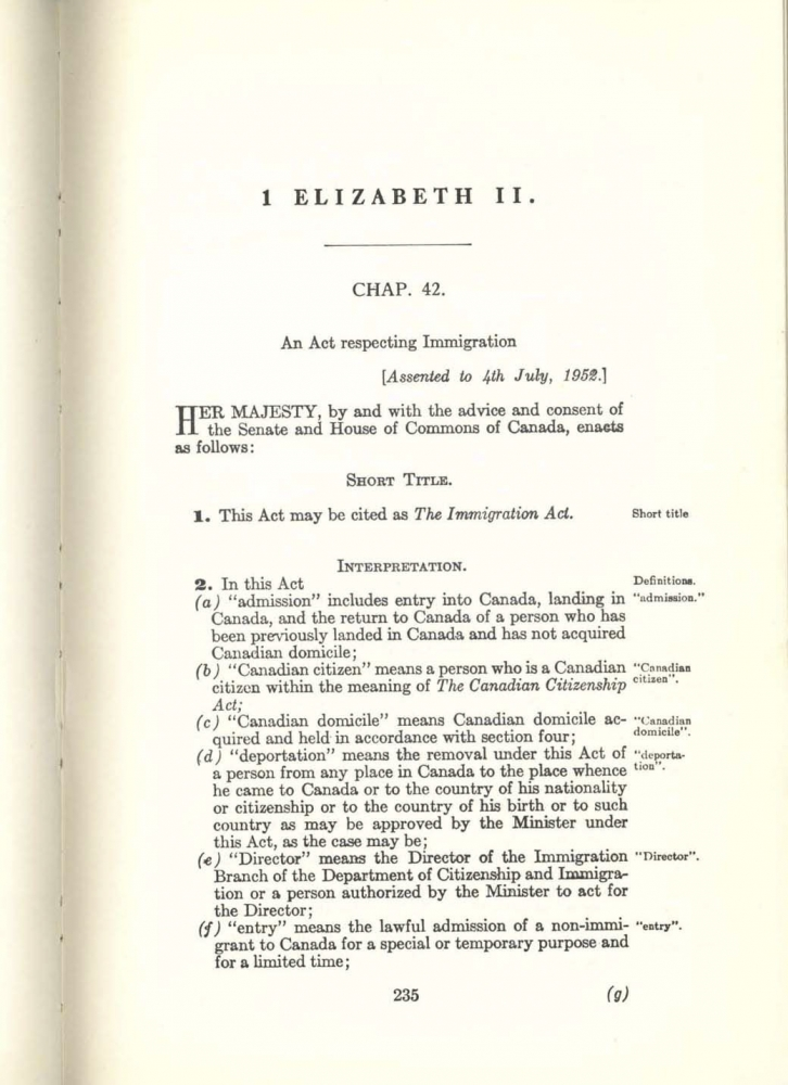 One white page of a typed document written in English, with varying font sizes.