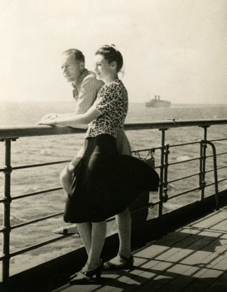Image result for man leaning on ship railing